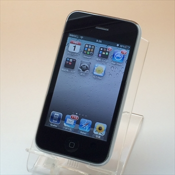 iPhone 3GS / iOS4.3.5 / softbank